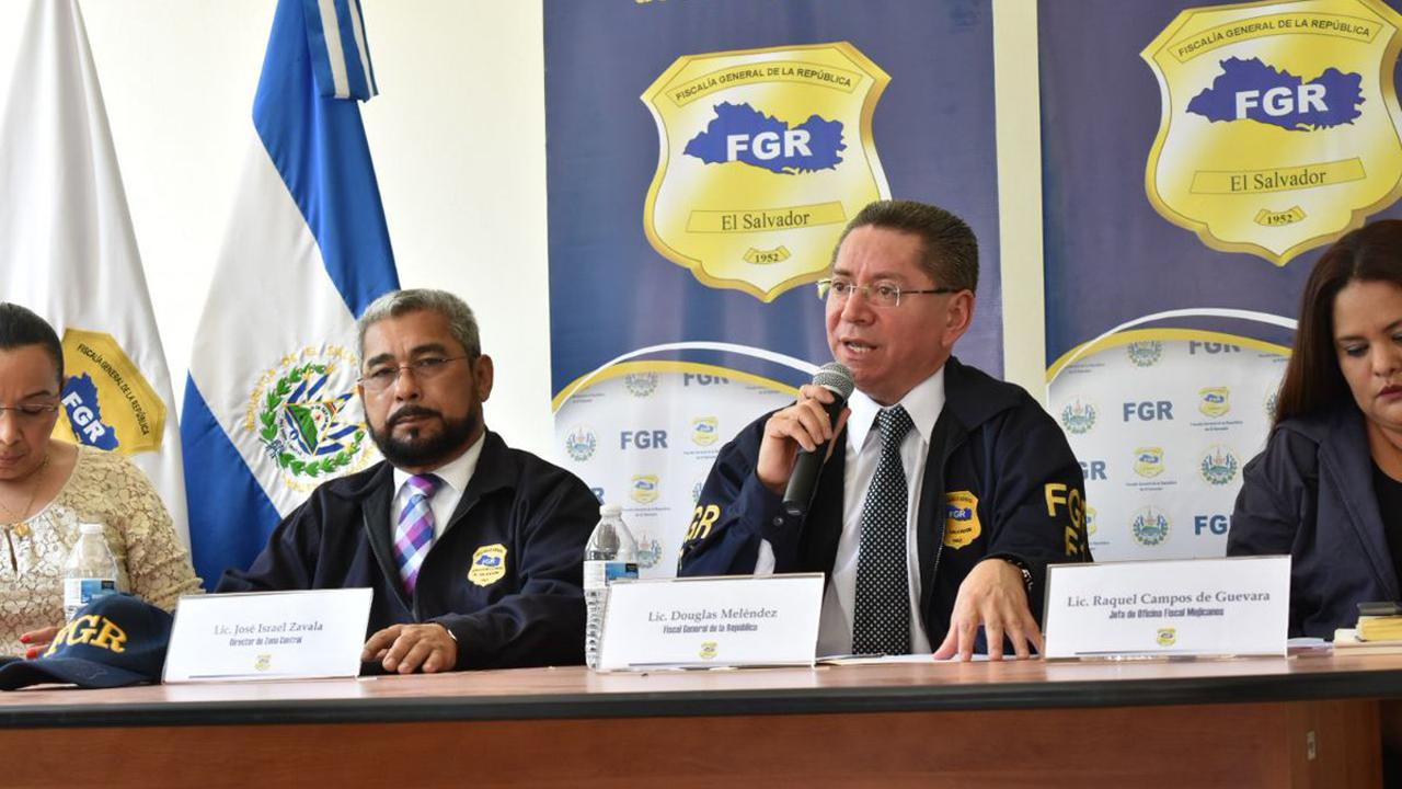 Fiscal de El Salvador