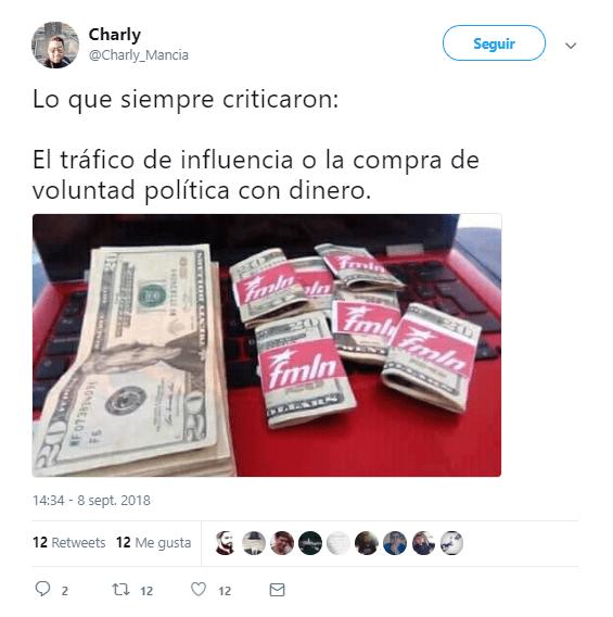 Matoneria del FMLN
