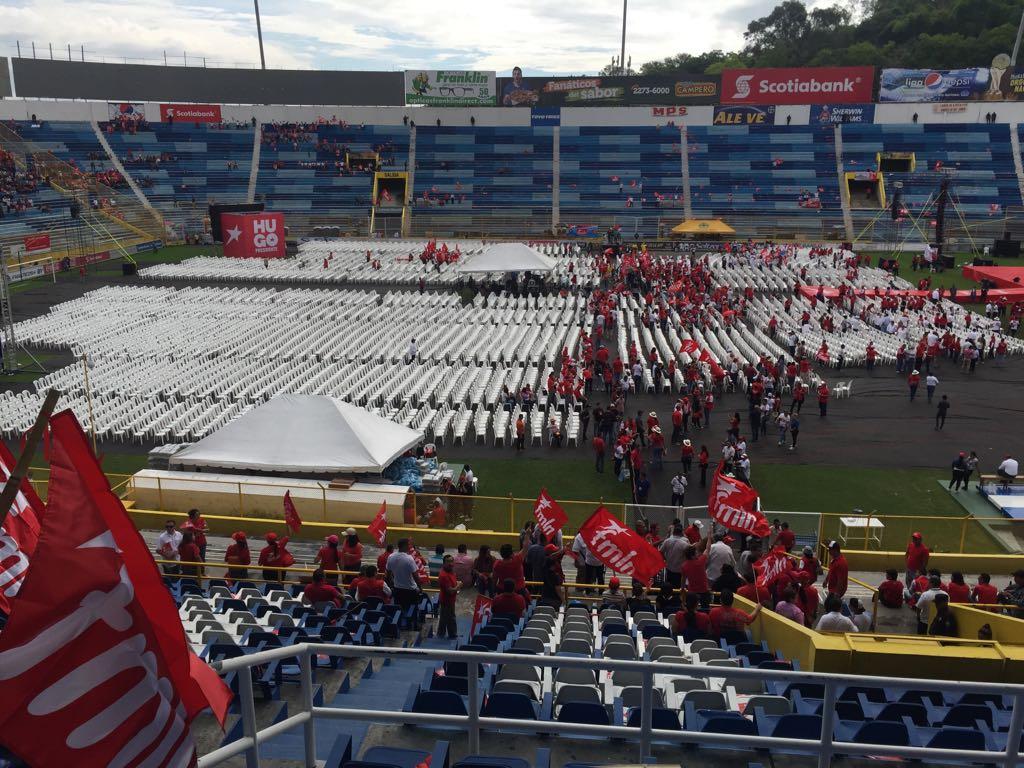 Matorneria del FMLN
